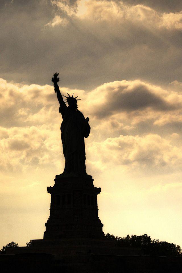 Statue Of Liberty Wallpaper - Statue Of Liberty , HD Wallpaper & Backgrounds