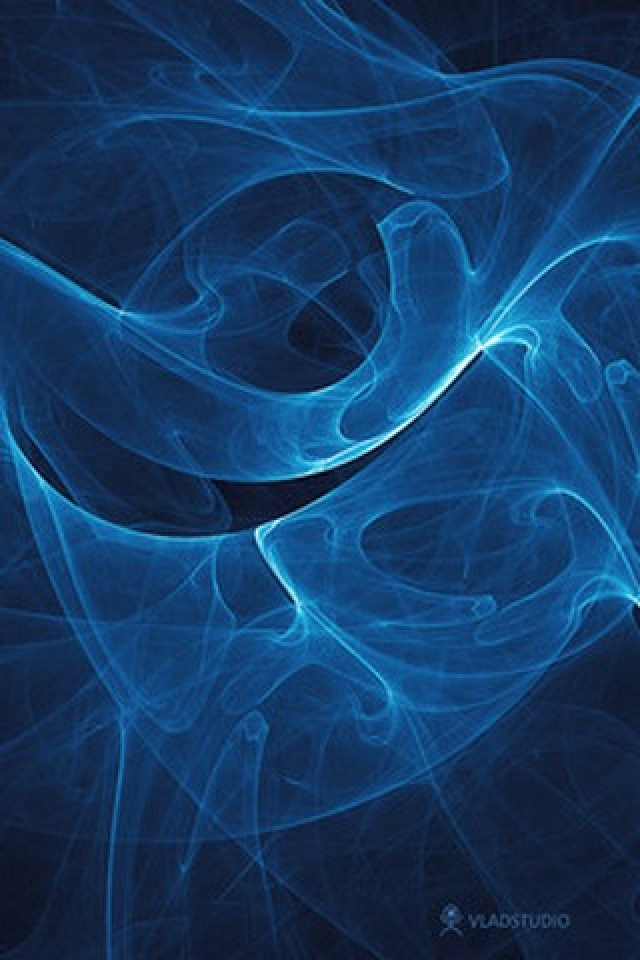 Live Wallpaper For Iphone Blue Background Art 581053 Hd