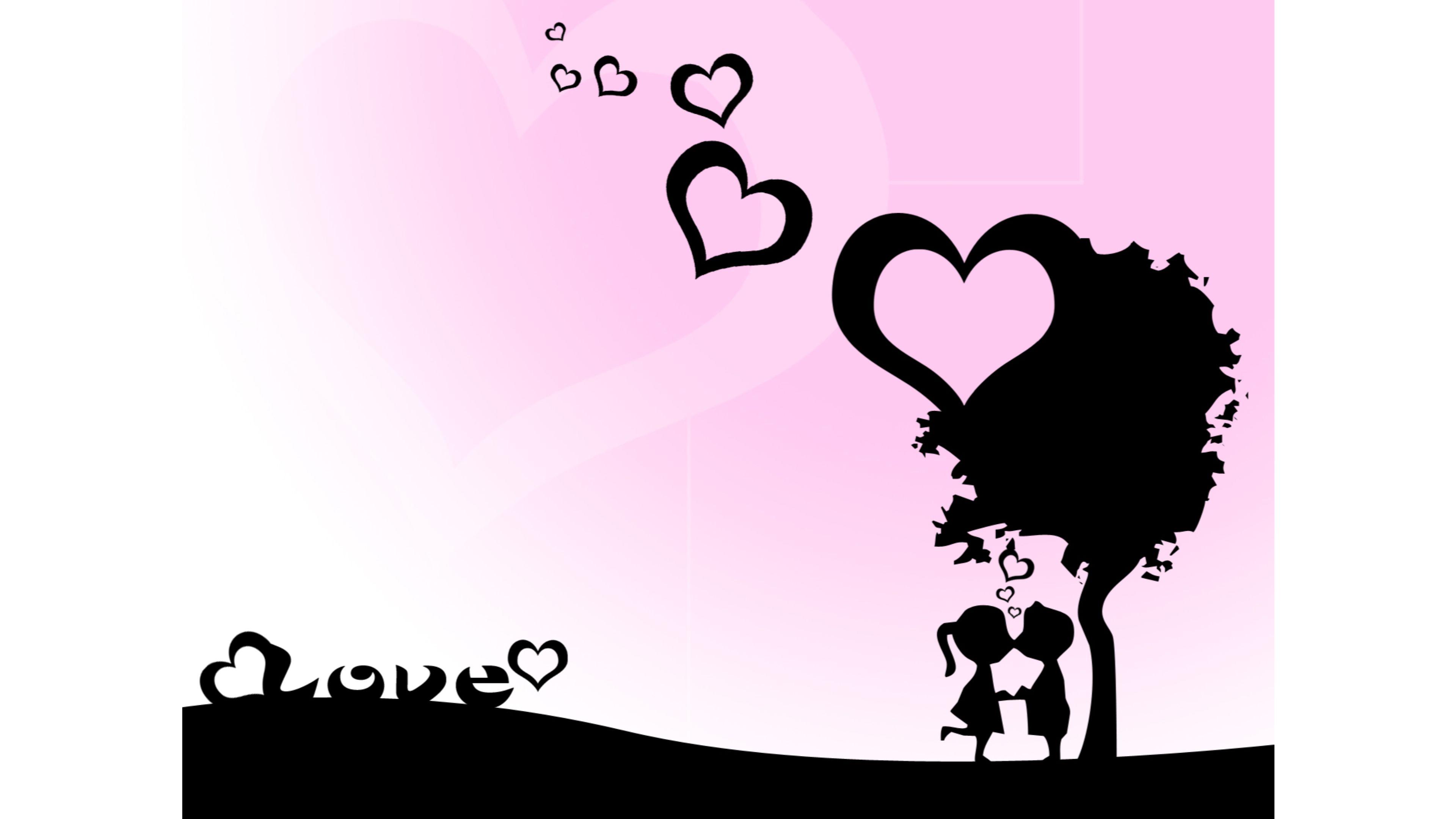 The Best Kiss 4k Love Wallpaper Best Love Wallpapers 4k 583133