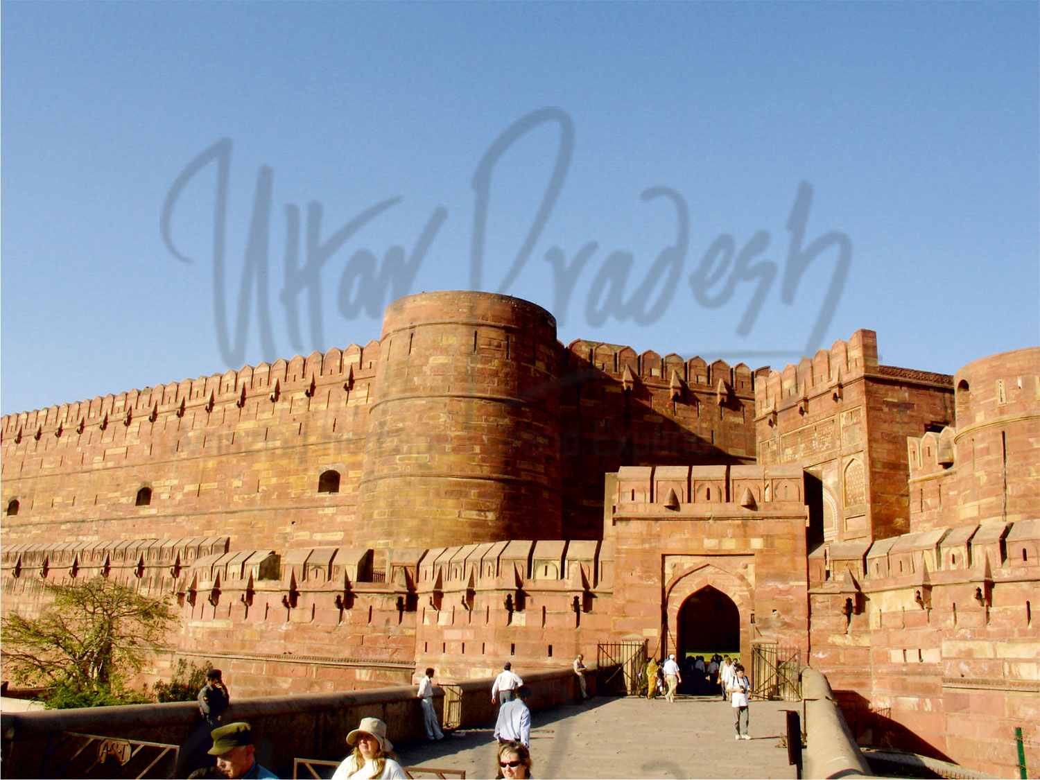 Agra Fort , HD Wallpaper & Backgrounds