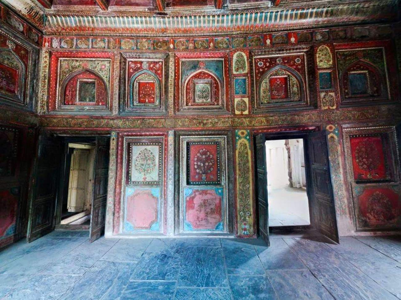 Rani Mahal, Jhansi - Rani Mahal Jhansi , HD Wallpaper & Backgrounds