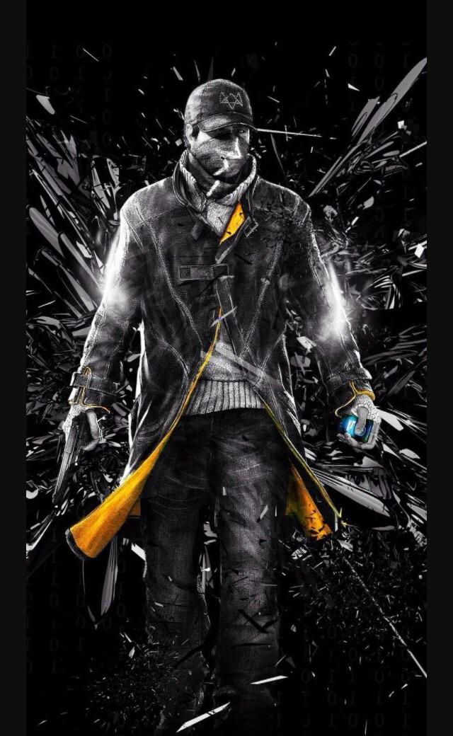 Watch Dogs Hd Wallpaper For Android 588491 Hd Wallpaper