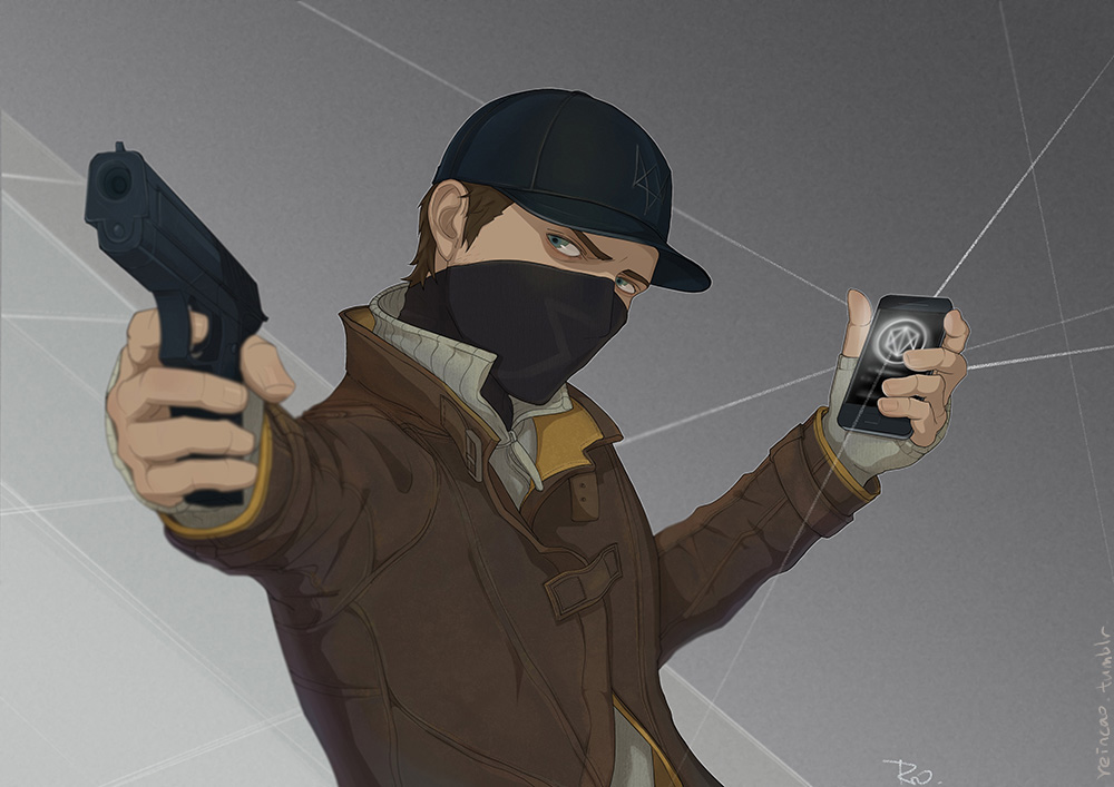 Aiden Pearce 588677 Hd Wallpaper Backgrounds Download