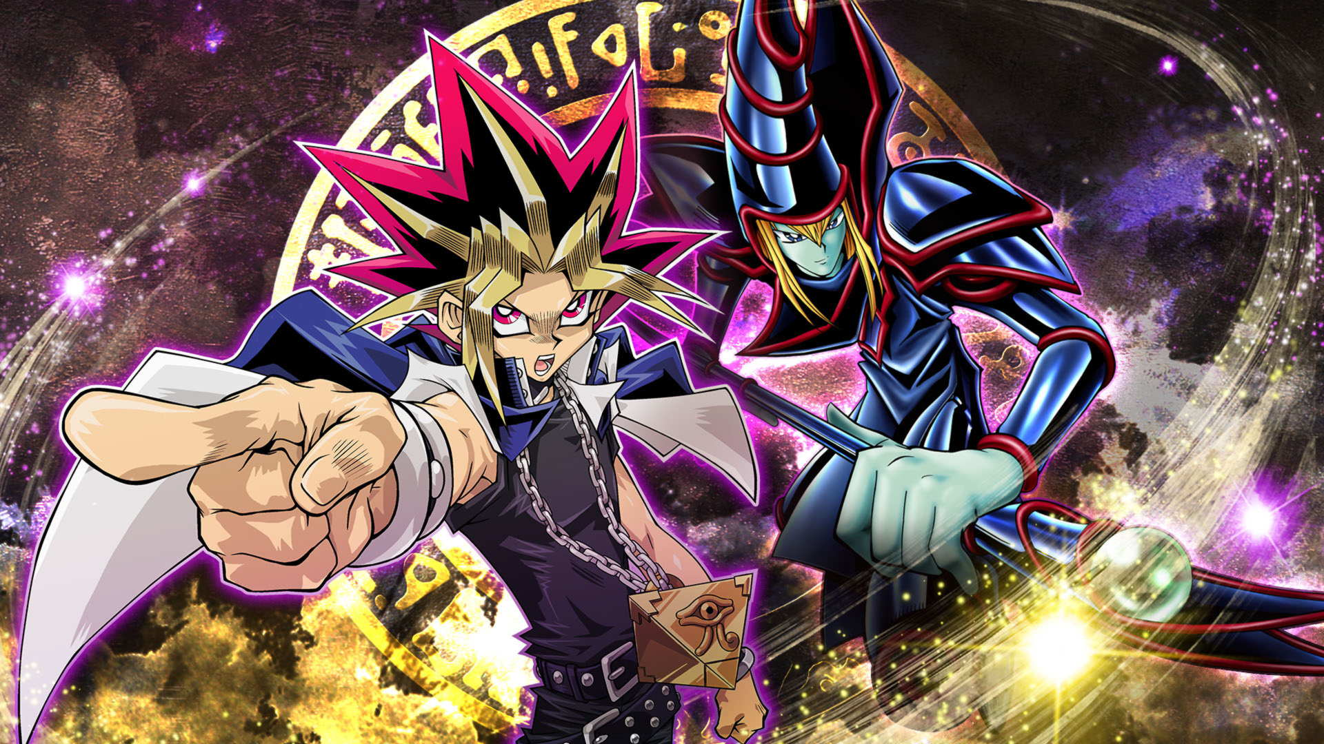 Yu Gi Oh Legacy Of The Duelist Link Evolution 589723 Hd