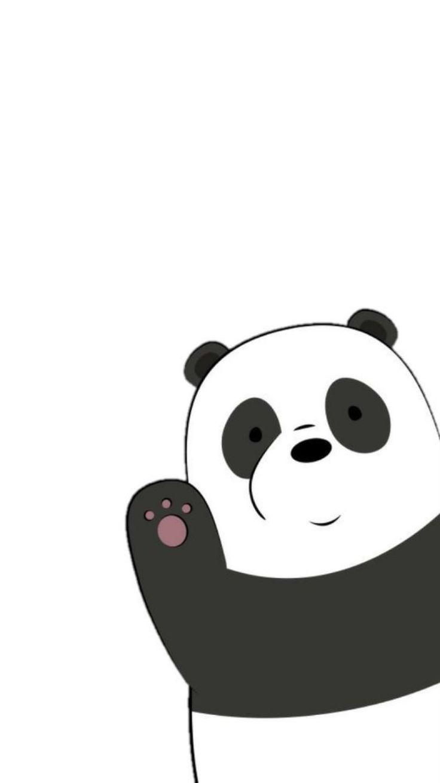 Osos We Bare Bears Wallpapers, Cute Wallpapers, Panda - Lockscreen Wallpaper We Bare Bears For Iphone 6 , HD Wallpaper & Backgrounds