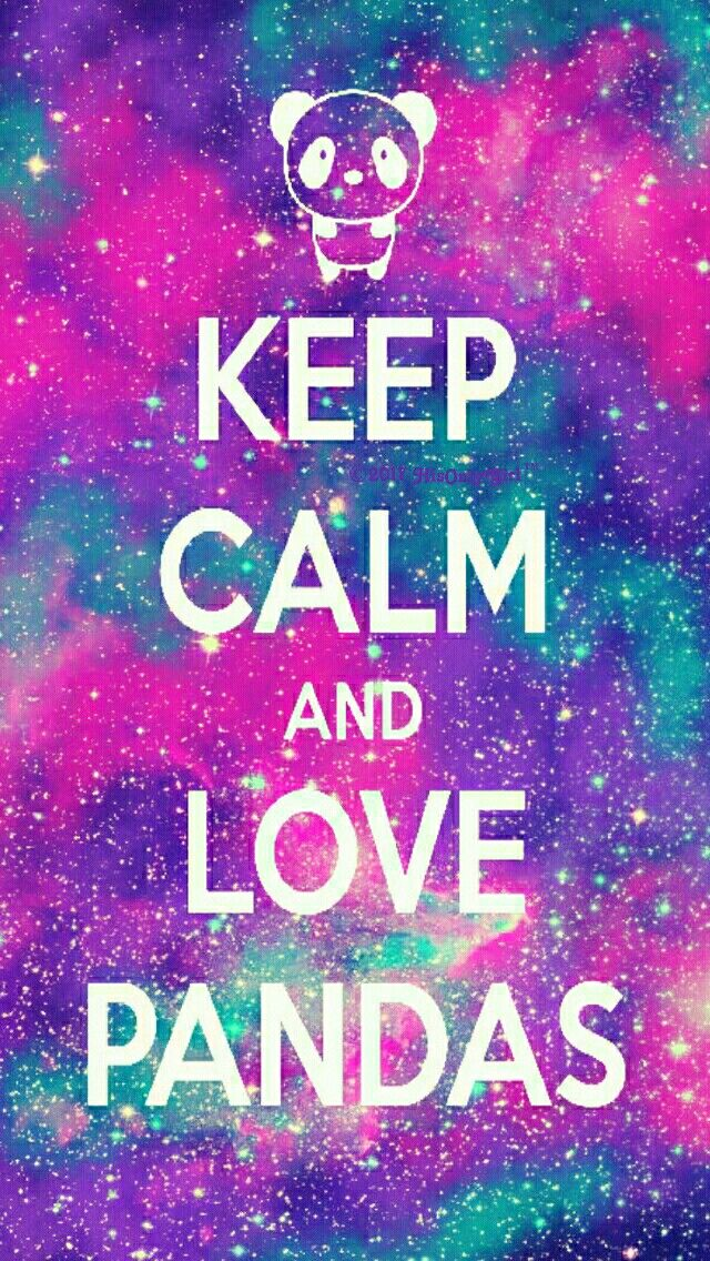 Keep Calm, Love Panda Galaxy Iphone/android Wallpaper - Keep Calm And Carry , HD Wallpaper & Backgrounds