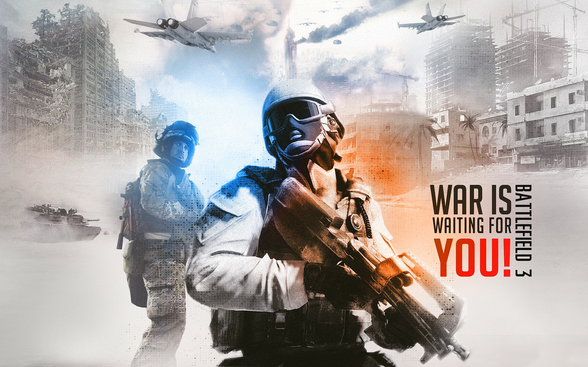 Games Wallpapers High Quality,latest Games Wallpapers,shooting - Battlefield 3 4 Wii U , HD Wallpaper & Backgrounds