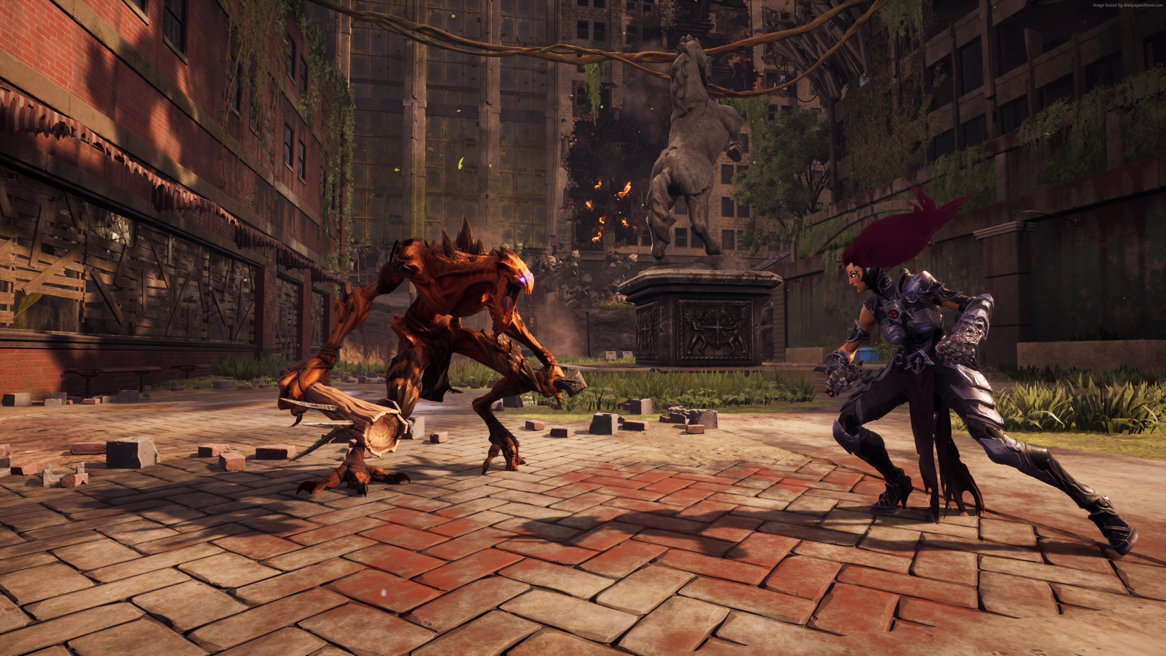 Darksiders 3 The Crucible , HD Wallpaper & Backgrounds