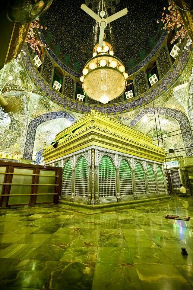 Roza E Mubarak Of Hazrat Ali Raddiallahu An'hu - Mola Ali Roza Mubarak , HD Wallpaper & Backgrounds
