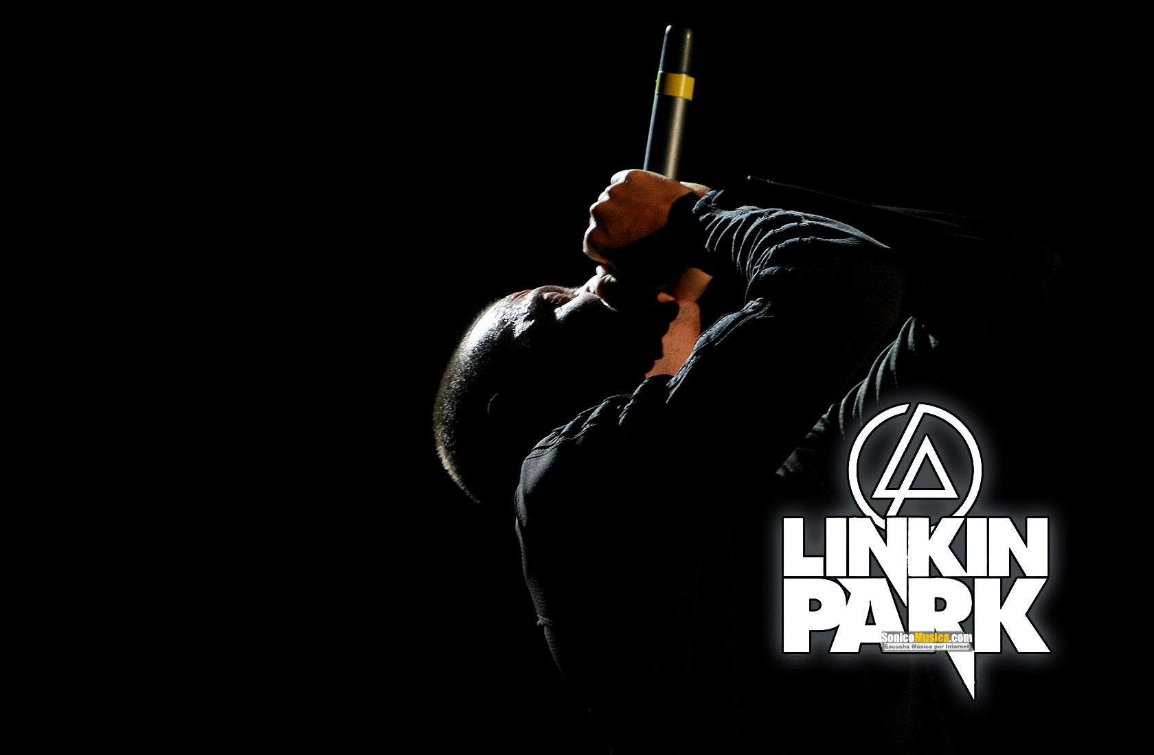 Linkin Linkin Park New Logo 595304 Hd Wallpaper