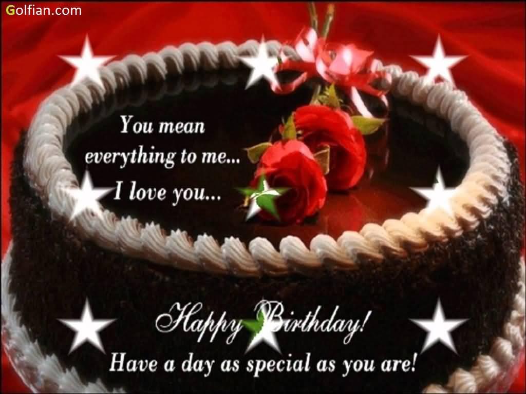 Marvelous Delicious Chocolate Cake Celebrating My Wife Birthday Birthday Funny Birthday Cards Online Fluifree Goldxyz