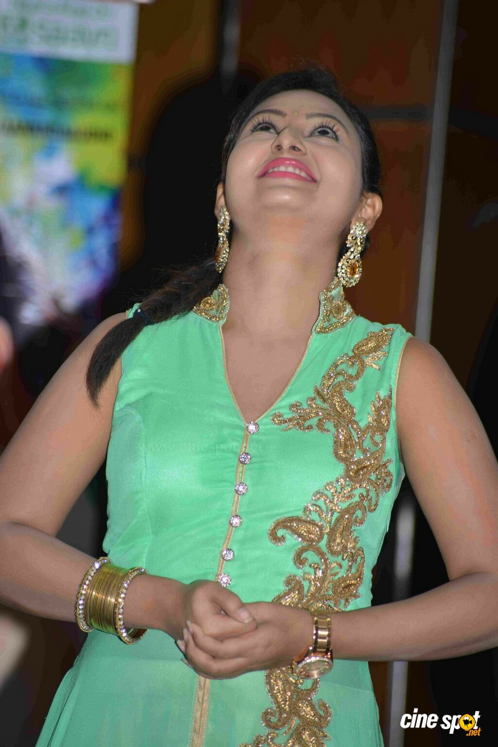Amulya At Krishna Rukku Audio Release - Malayalam Movie , HD Wallpaper & Backgrounds