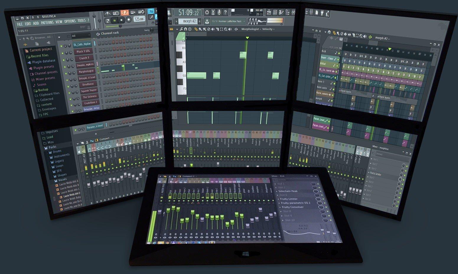 Fl Studio Cracked Apk Download For Pc