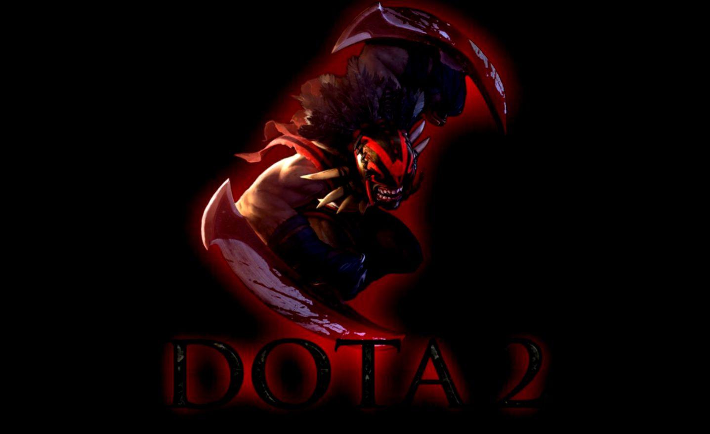 Dota2 Bloodseeker Hd Wallpapers - Dota 2 Bloodseeker Wallpaper 4k , HD Wallpaper & Backgrounds
