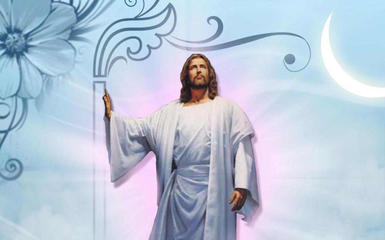 Gambar Kristus Animasi Bergerak Tuhan Yesus HD