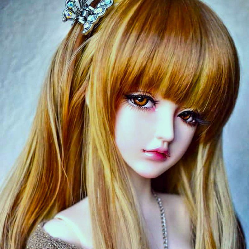 Pretty Doll (#597569) - HD Wallpaper & Backgrounds Download