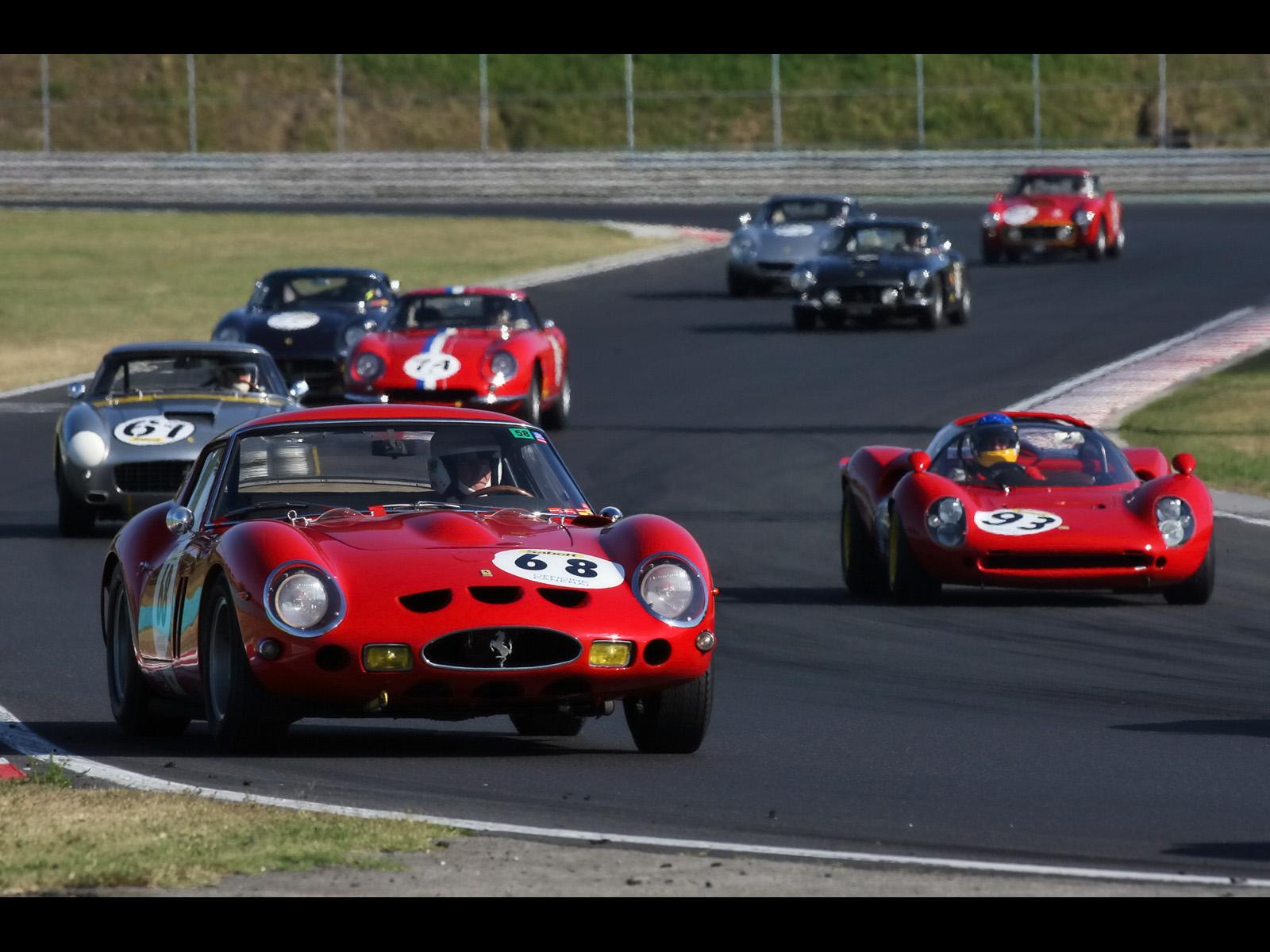 Ferrari 250 Gto Wallpaper - Race Car , HD Wallpaper & Backgrounds