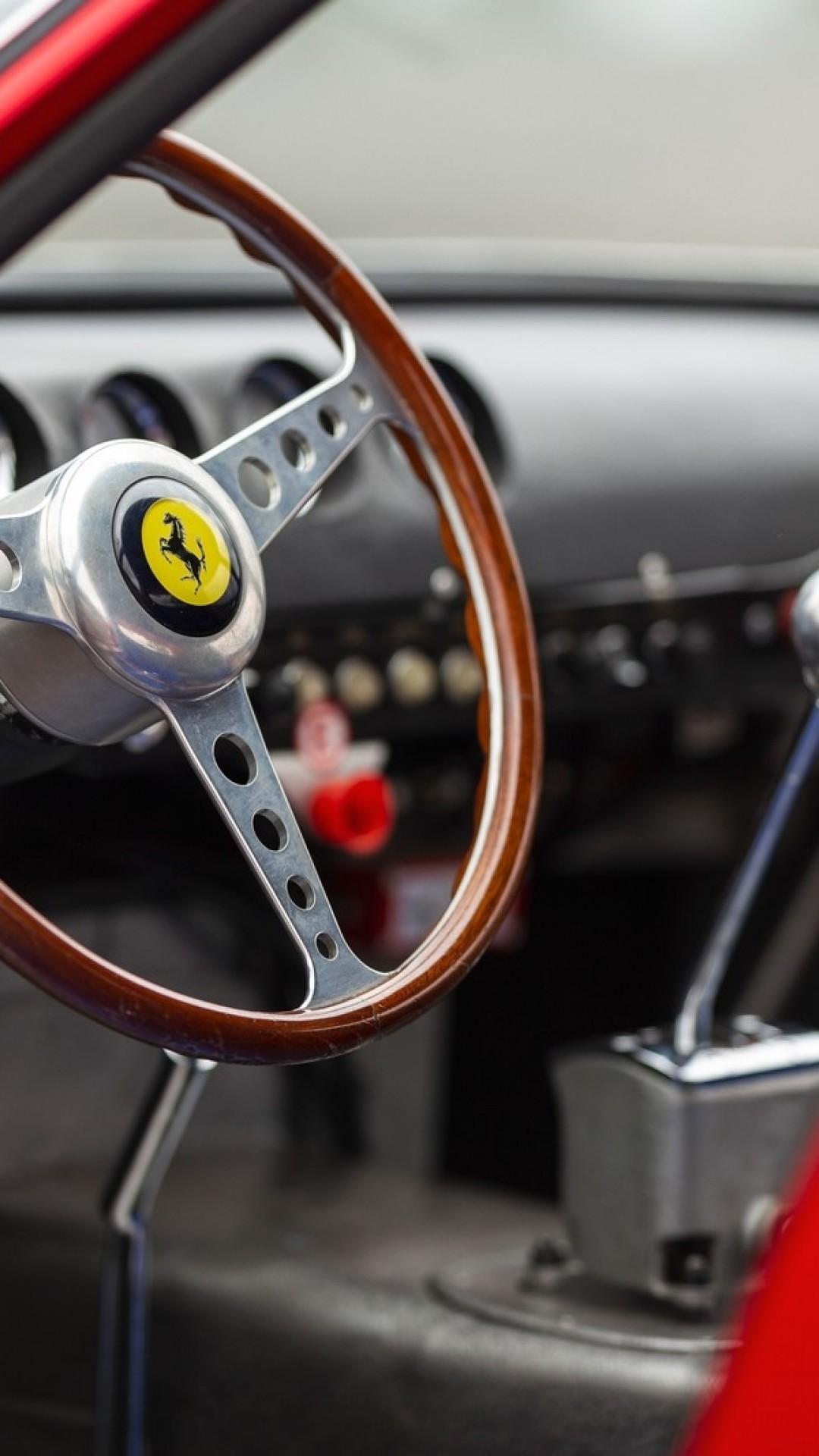 Ferrari 250 Gto Retro Supercars Interior Ferrari 250 Gto 597787 Hd Wallpaper Backgrounds Download