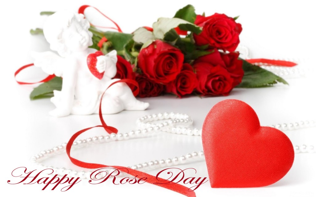 Happy Rose Day 2016 Hd Wallpapers Photos - Love Rose Images Free Download , HD Wallpaper & Backgrounds