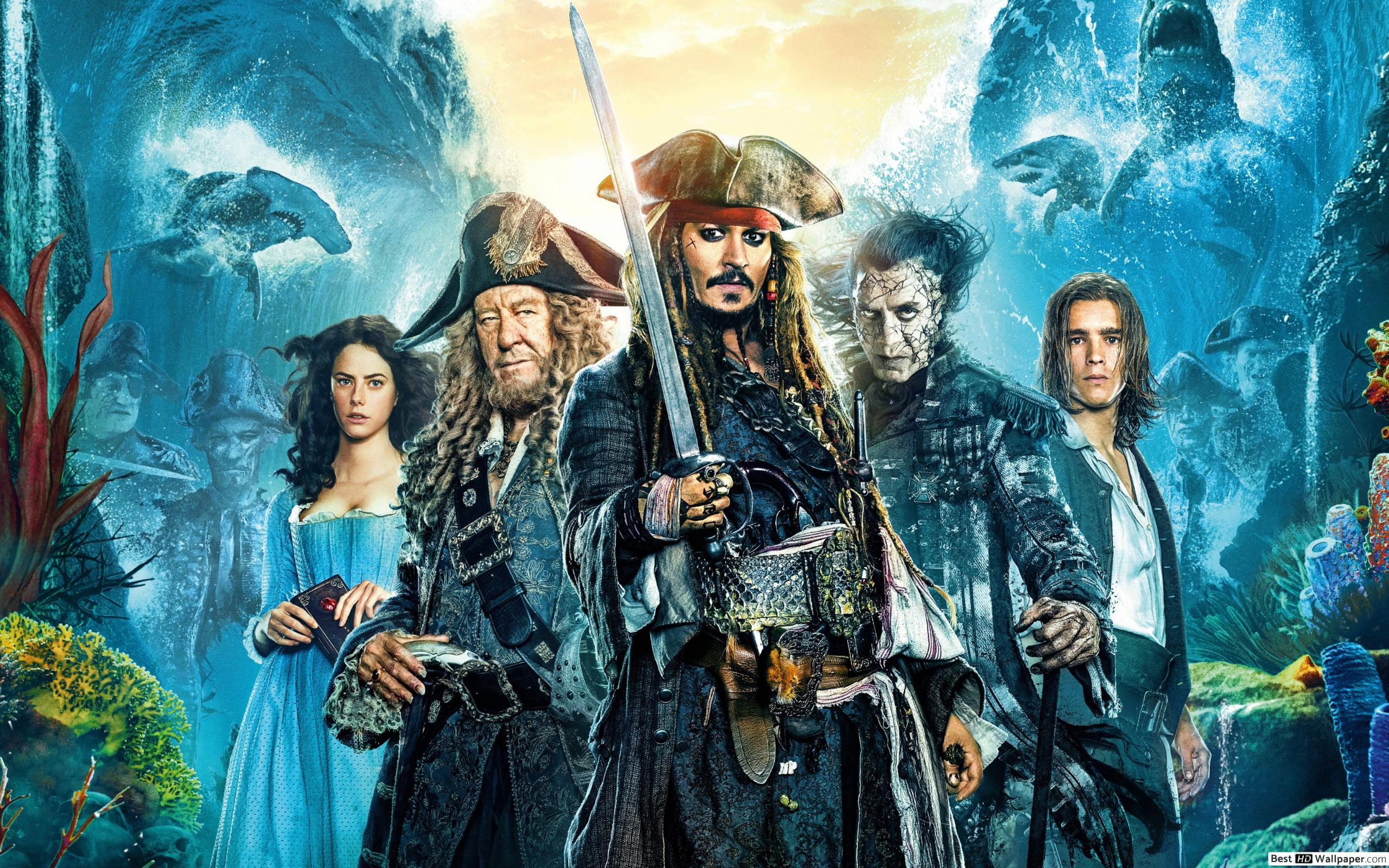 Pirates Of The Caribbean 6 , HD Wallpaper & Backgrounds