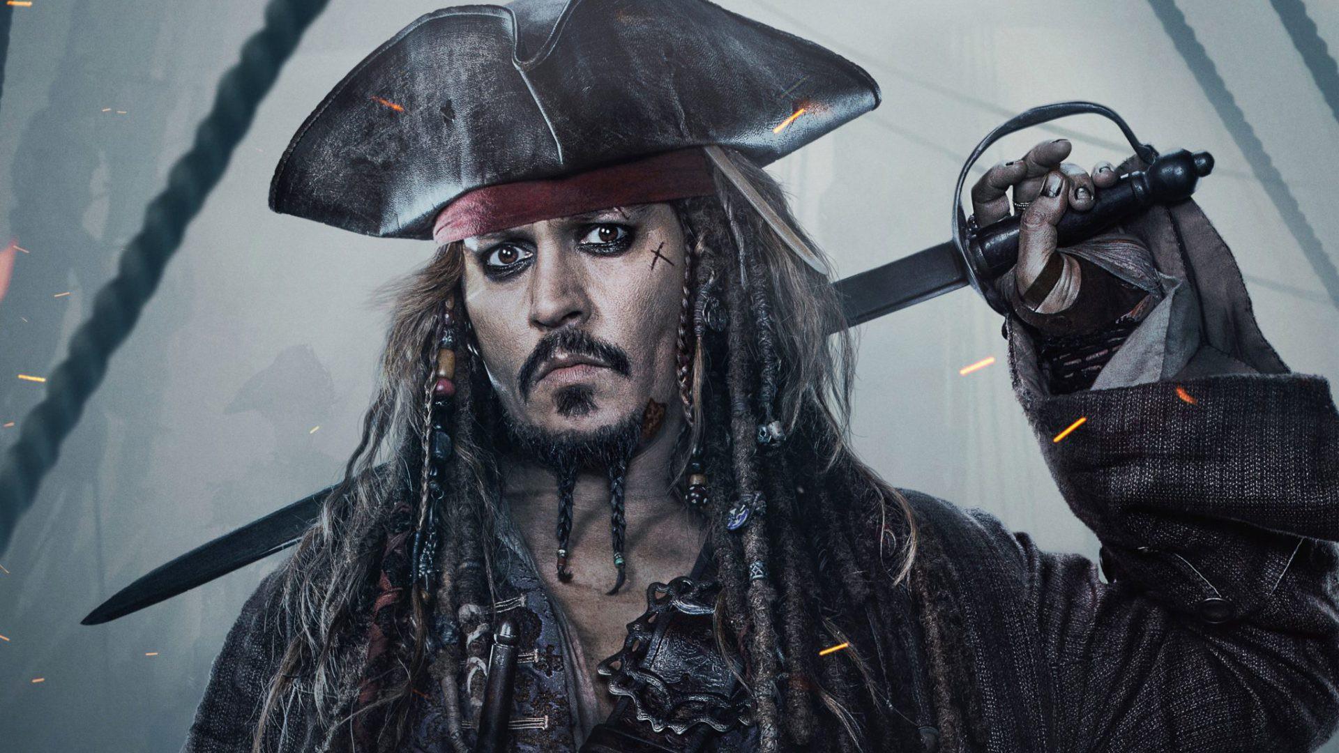 Fluch Der Karibik Wallpaper - Jack Sparrow , HD Wallpaper & Backgrounds