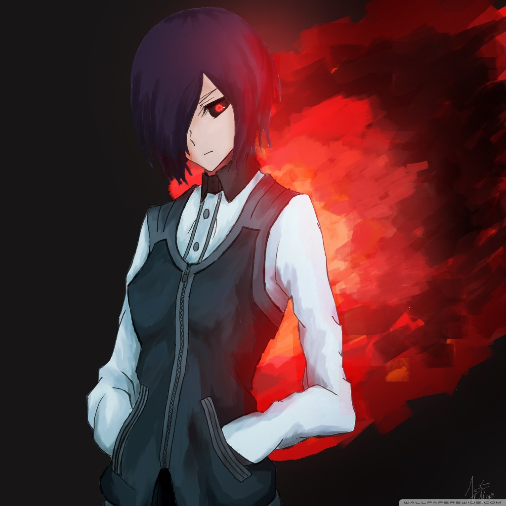Related Wallpapers Tokyo Ghoul Touka Wallpaper Hd 4k