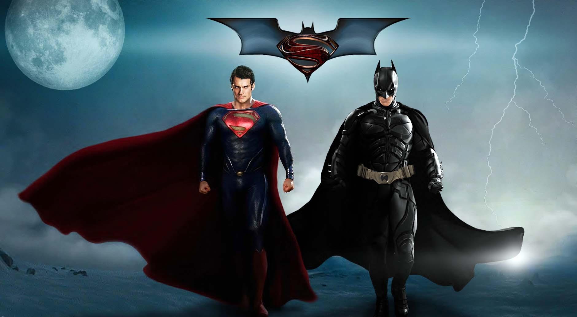 Superman V Batman Film 4k Wallpaper De Batman Y Superman