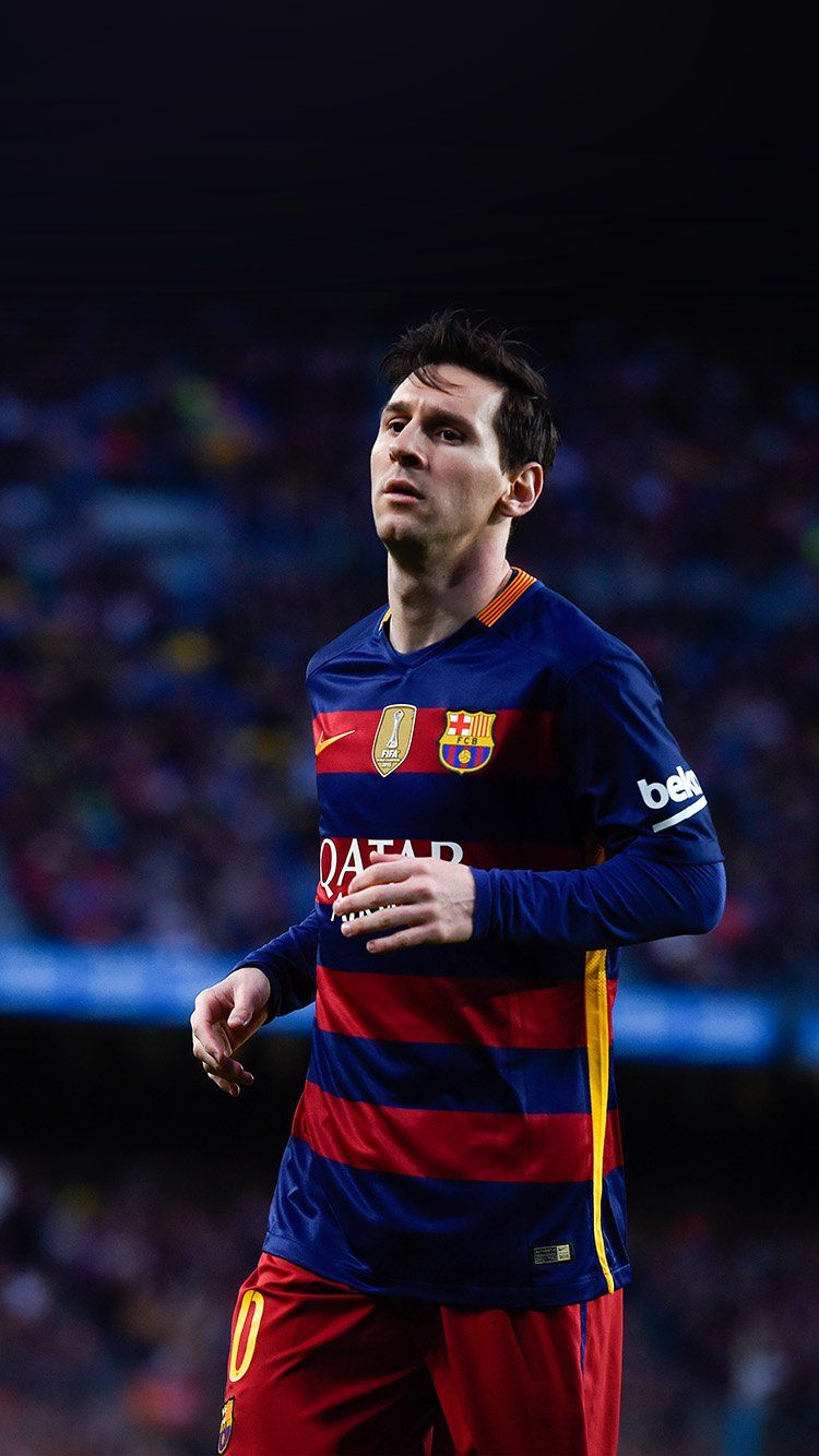 Messi Soccer God Barcelona Football Wallpaper Hd Iphone