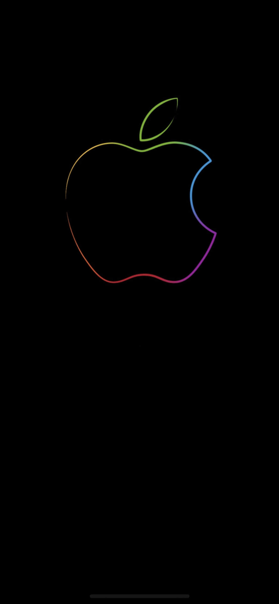 Anyone Have A Border Wallpaper For The Watch Like This Border Line Wallpaper For Iphone X 61460 Hd Wallpaper Backgrounds Download