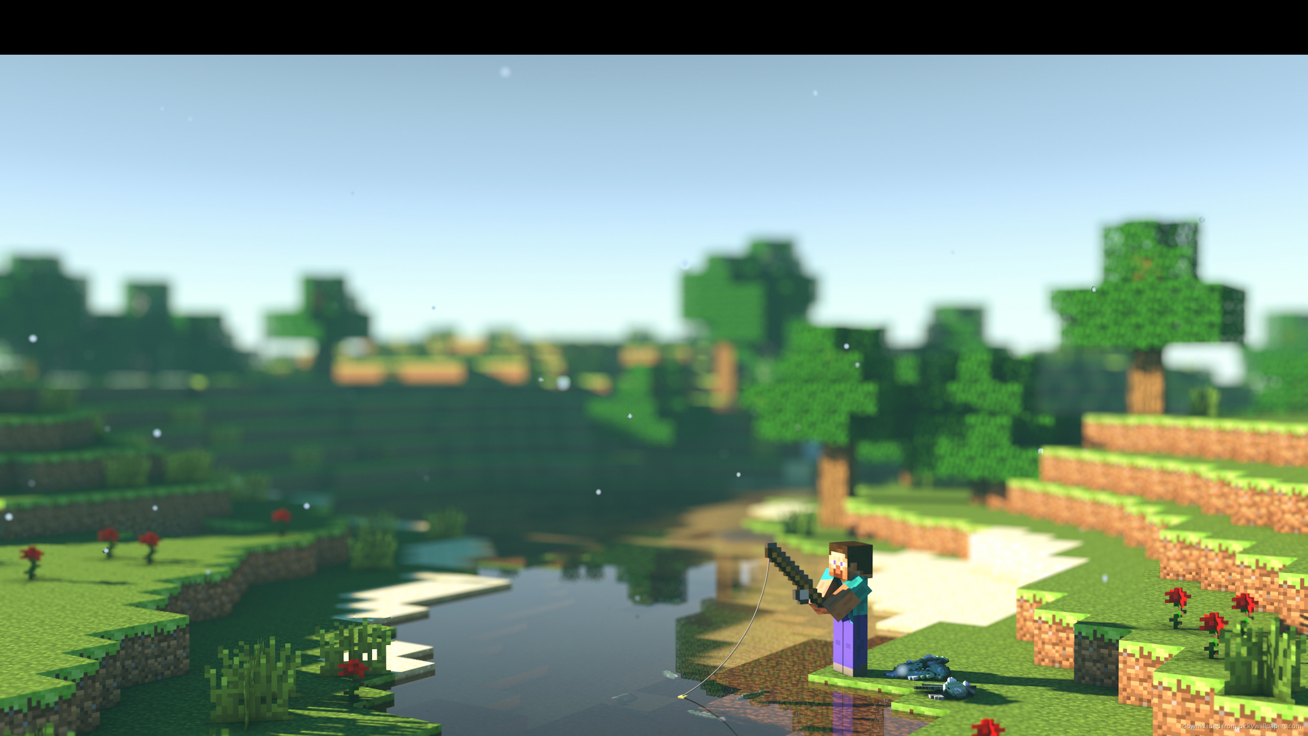 Minecraft Wallpapers майнкрафт 2560 х 1440 61645 Hd