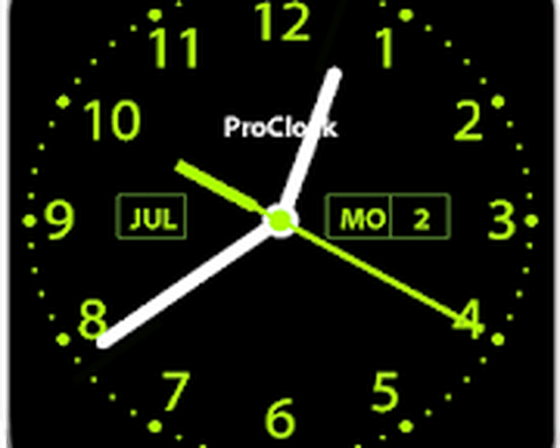 Analog Clock Live Wallpaper Android Free Download Analog