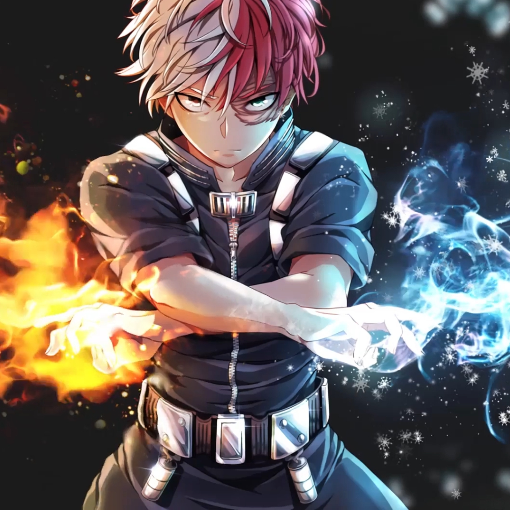 Anime Live Wallpaper Boku No Hero Academia Shoto 63156 Hd