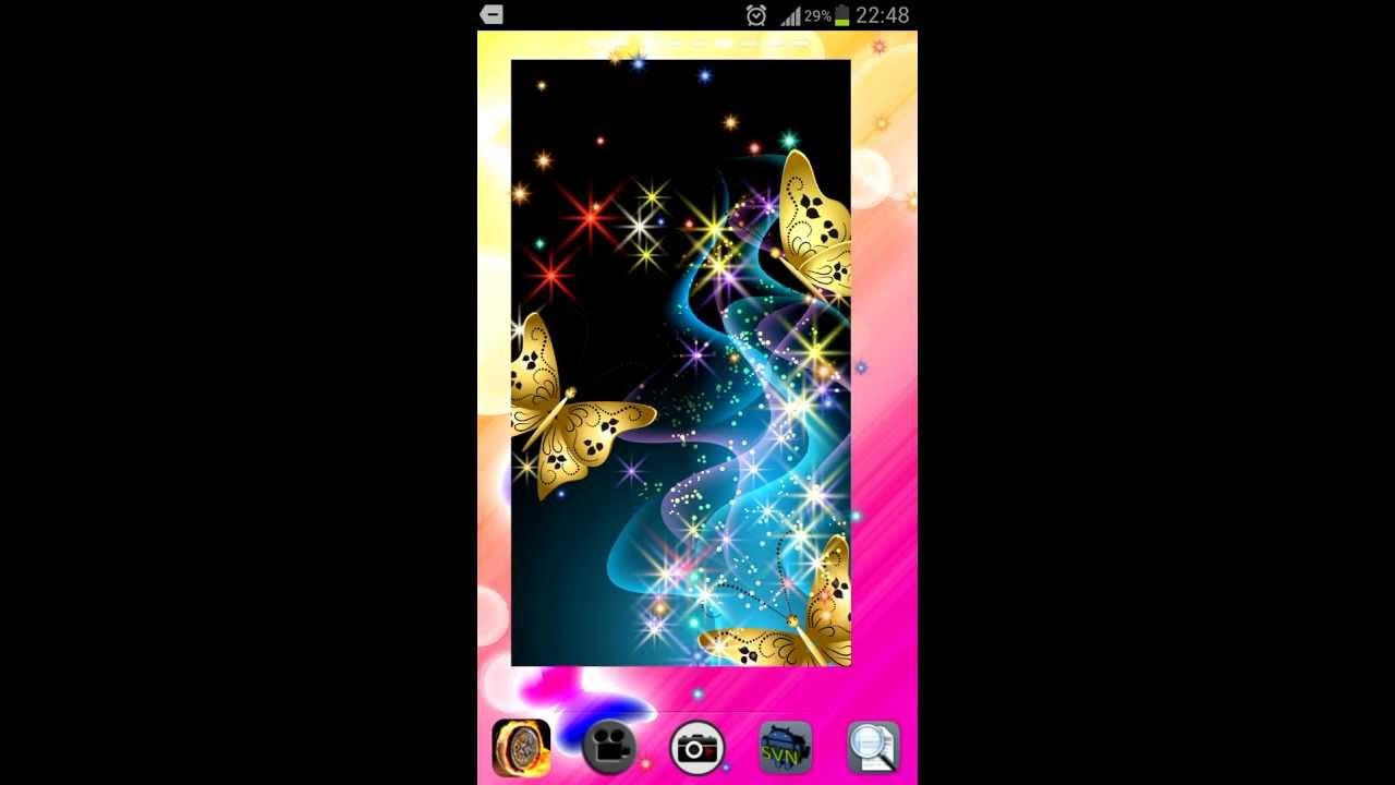 Glitter Butterfly Wallpaper - Graphic Design , HD Wallpaper & Backgrounds