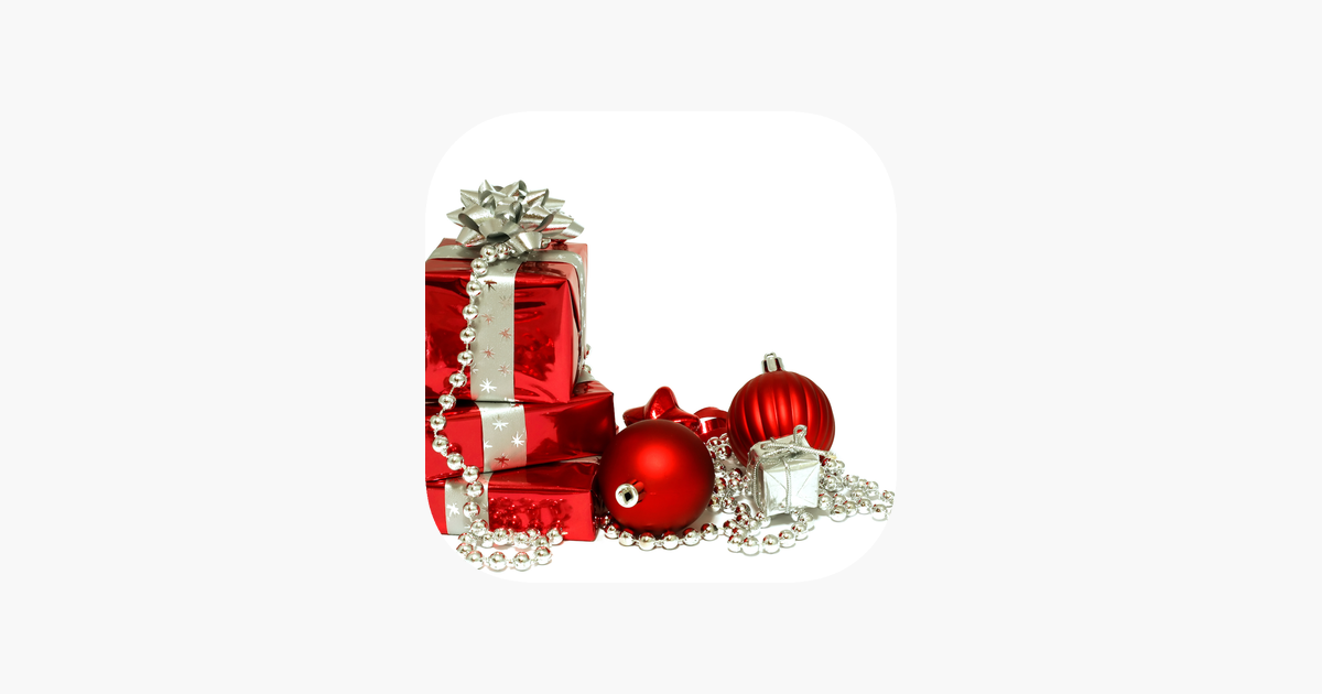 Christmas Live Wallpapers - Merry Christmas White Background , HD Wallpaper & Backgrounds