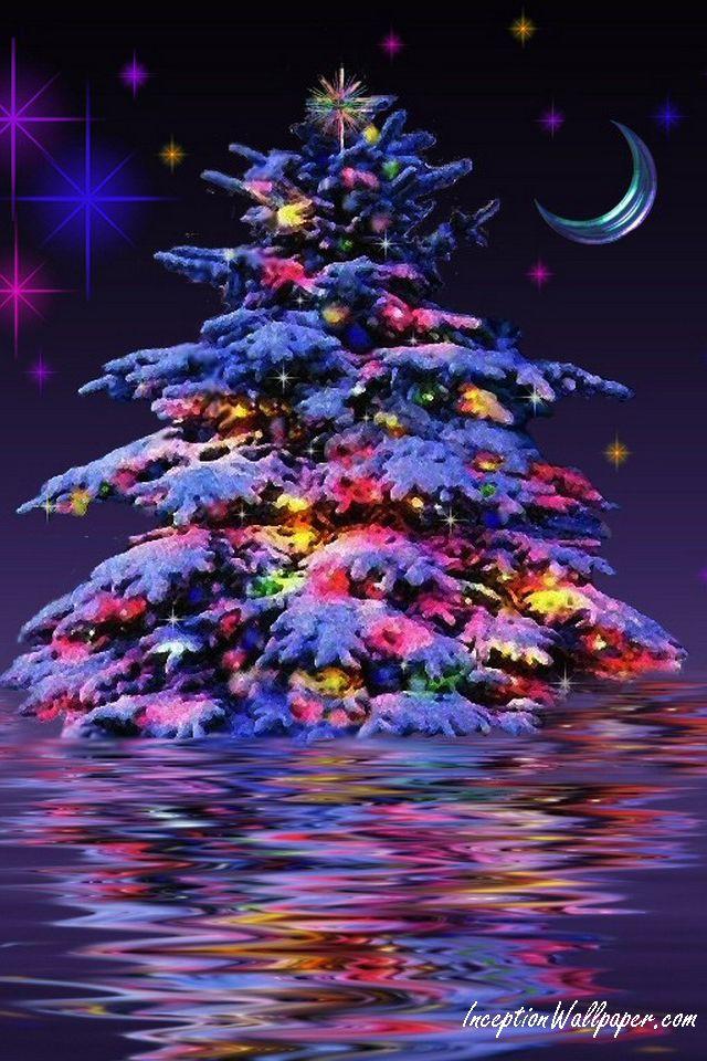 Christmas - 3d Christmas Wallpaper Iphone , HD Wallpaper & Backgrounds