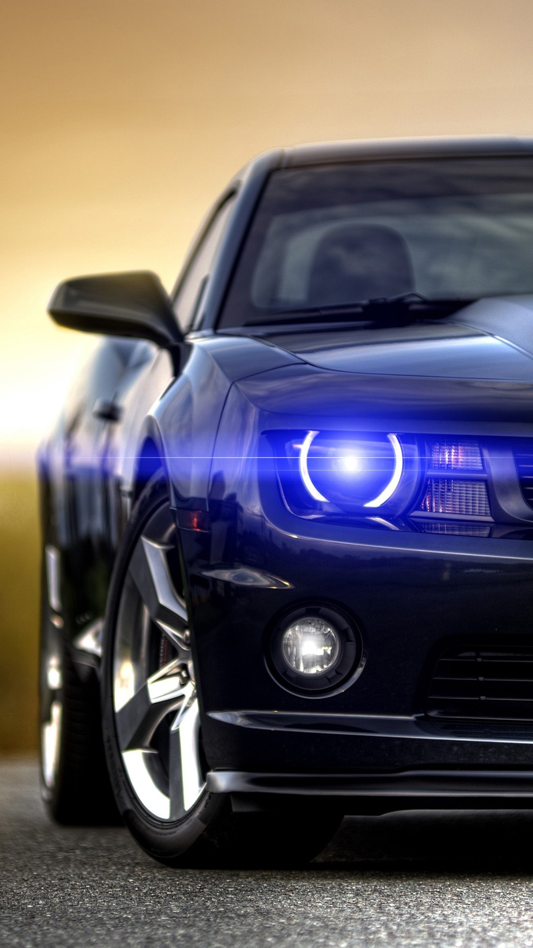 Chevrolet Camaro Muscle Car Wallpapers - Car Hd Wallpaper For Mobile , HD Wallpaper & Backgrounds