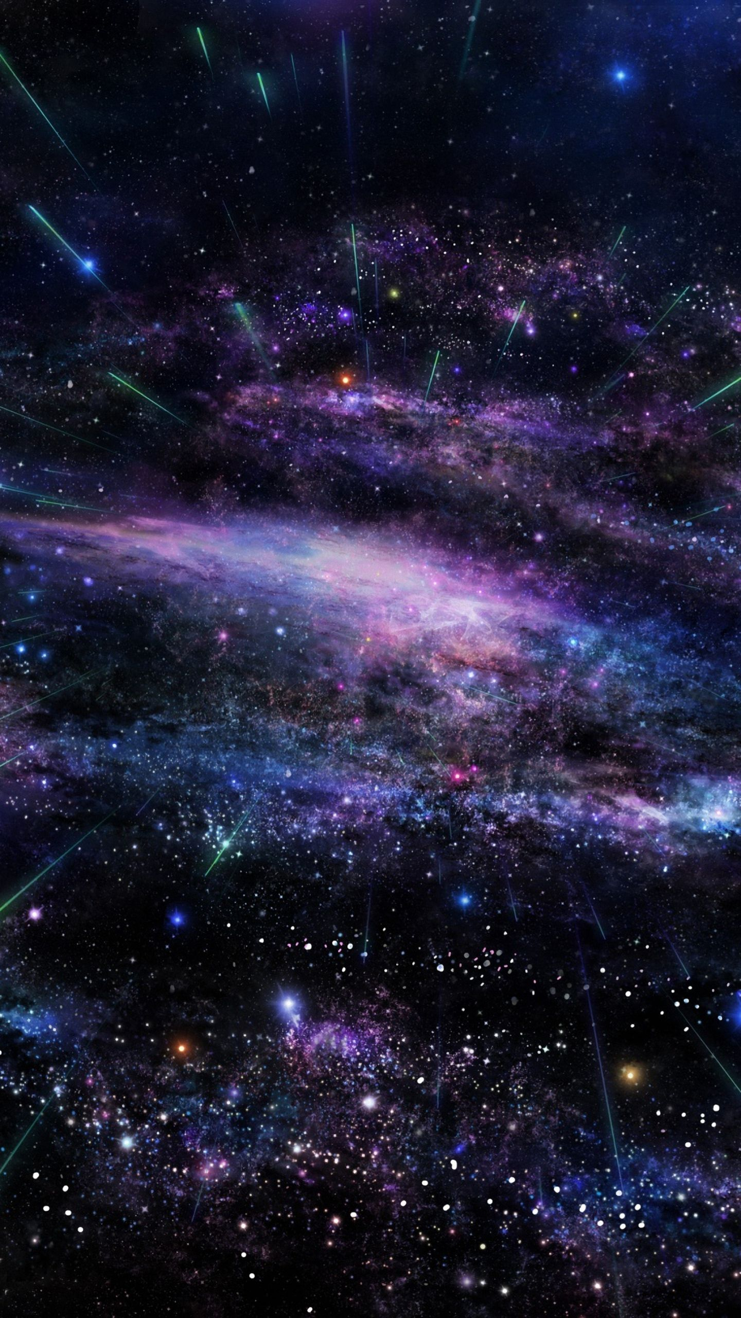 Galaxy Wallpaper Iphone 8 Plus , HD Wallpaper & Backgrounds