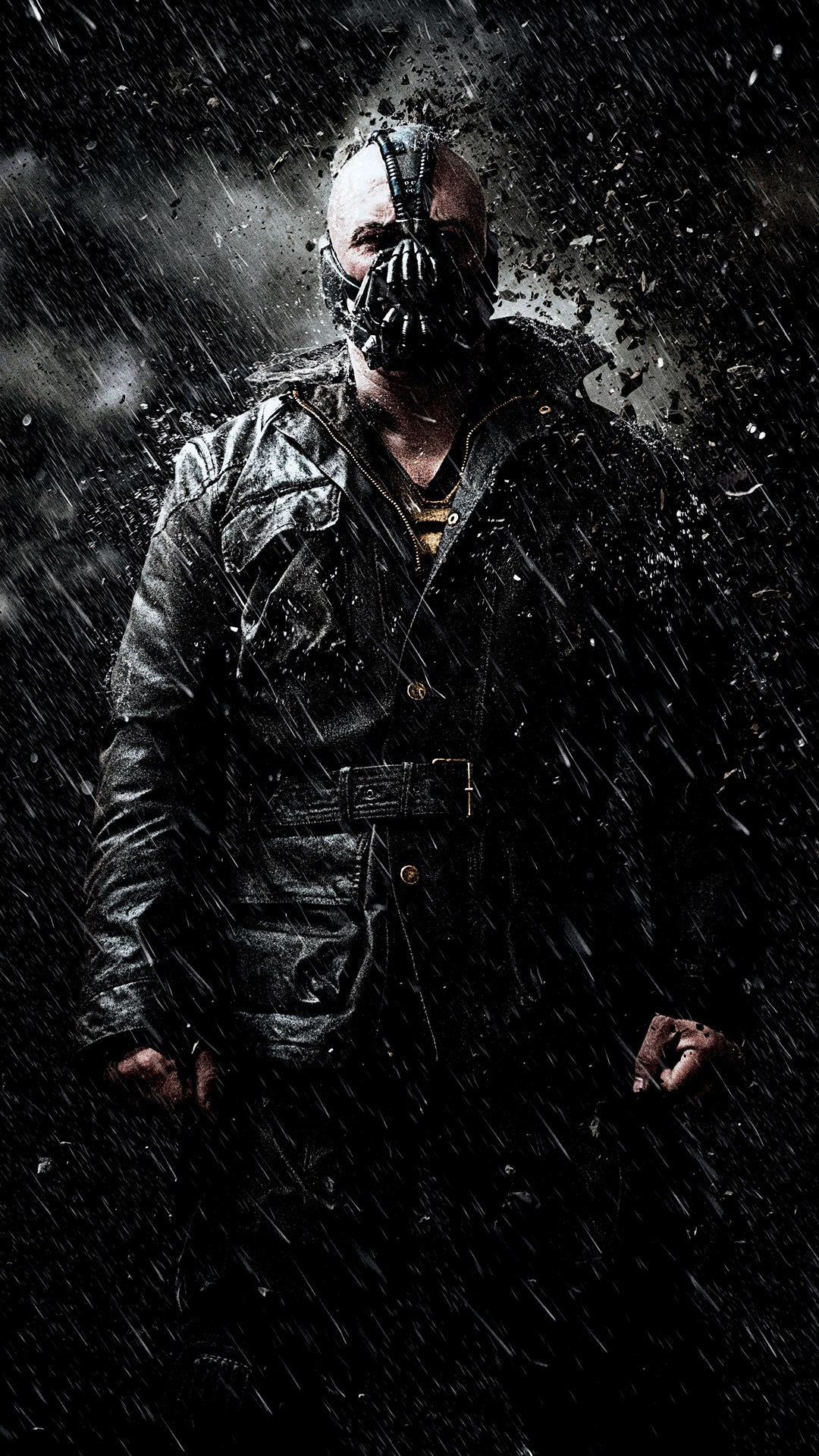 If You Are A Batman Fan Then You Will Love This Bane - Batman The Dark Knight Rises Textless Poster , HD Wallpaper & Backgrounds