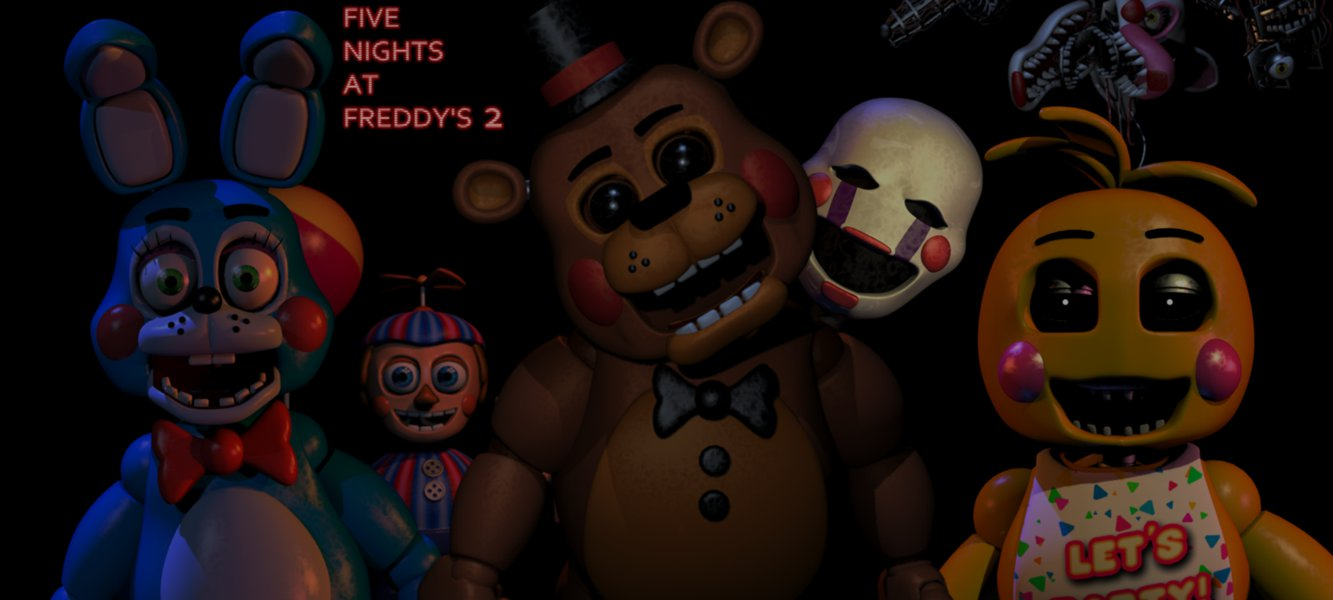 Five Nights At Freddy S Wallpaper I M Nights At Freddy 66267