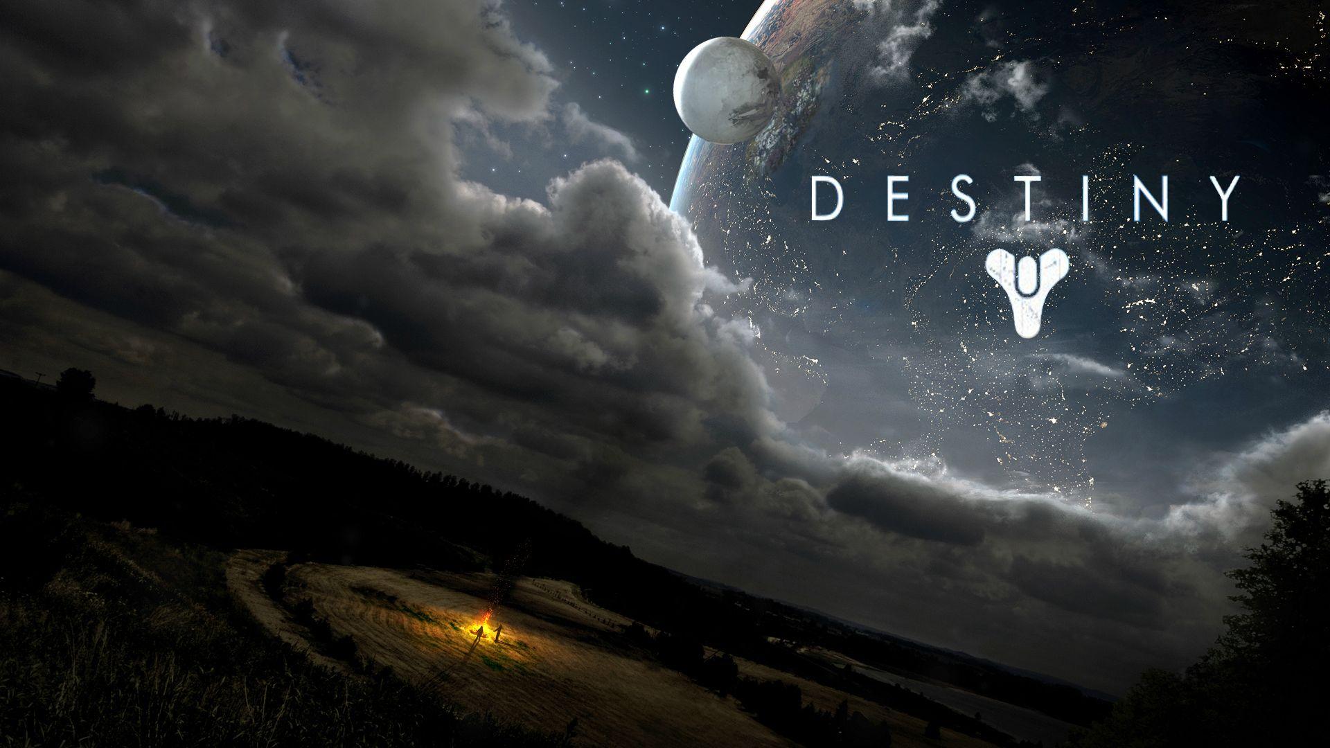 Destiny Fond D Ecran Espace 67119 Hd Wallpaper