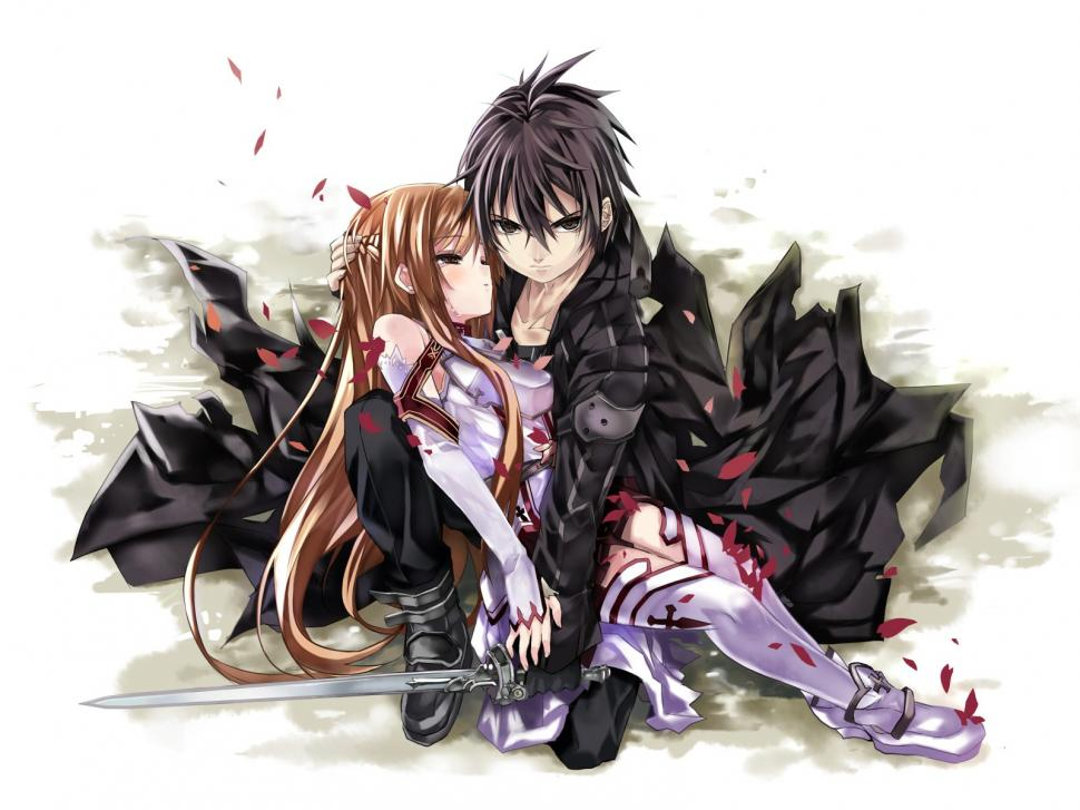 Sword Art Online Sao Anime Hd Wallpaper Sword Art Online