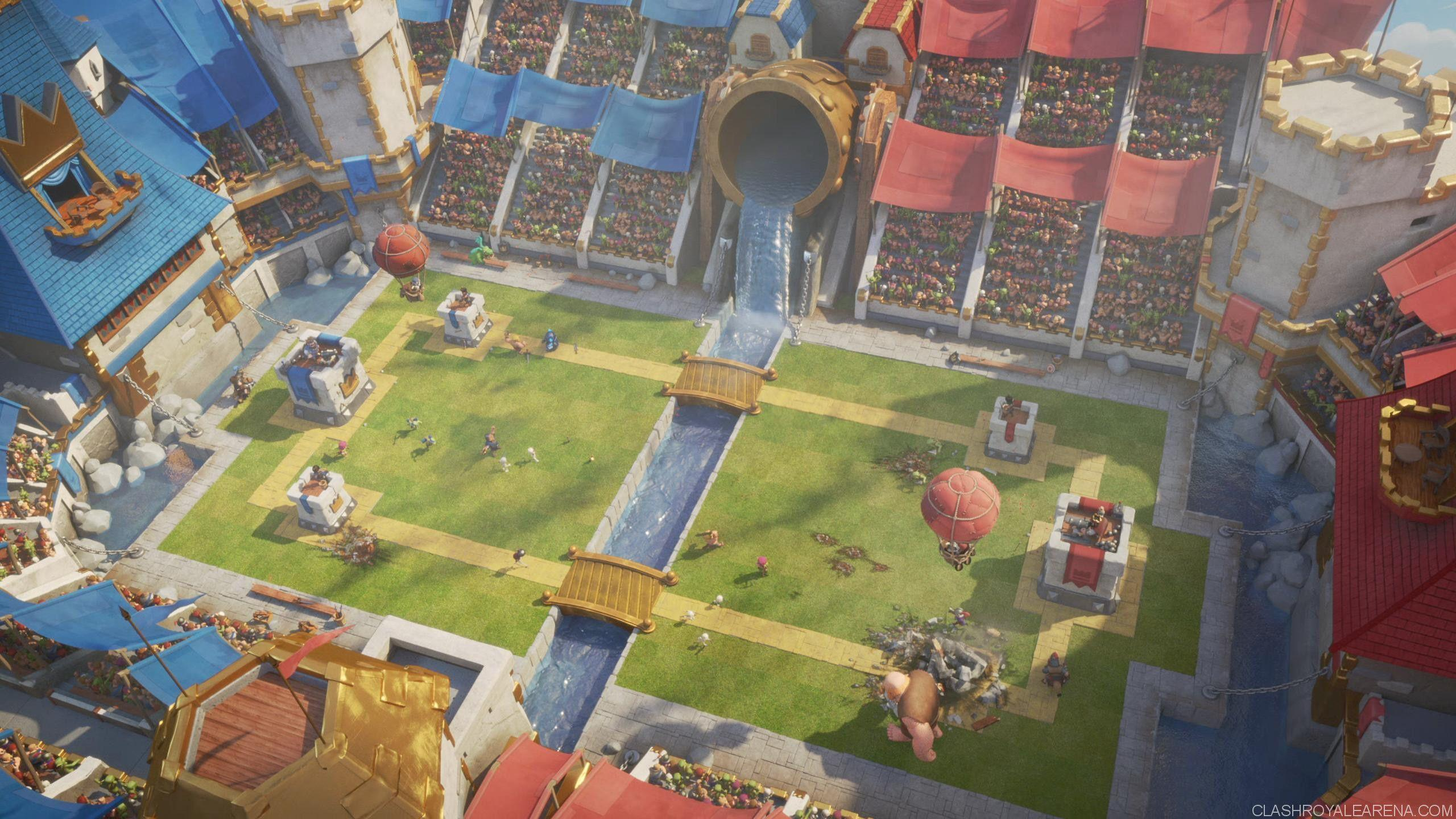 Clash Royale Hd Wallpapers - Clash Royale Arena , HD Wallpaper & Backgrounds
