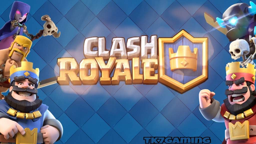 Clash Royale Commercial Guy , HD Wallpaper & Backgrounds