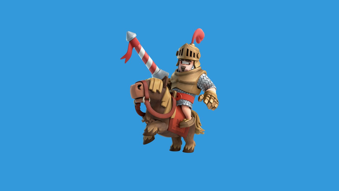 Clash Royale Red Prince - Clash Royale Prince , HD Wallpaper & Backgrounds