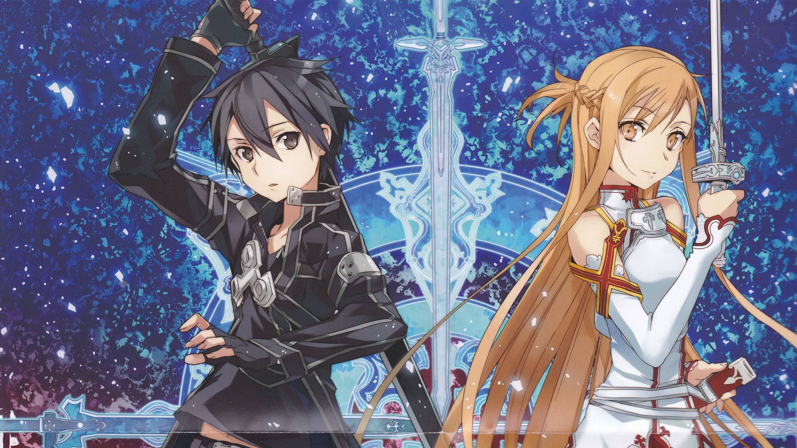 Foto Kirito Dan Asuna sao wallpaper (#68136) - hd wallpaper & backgrounds download