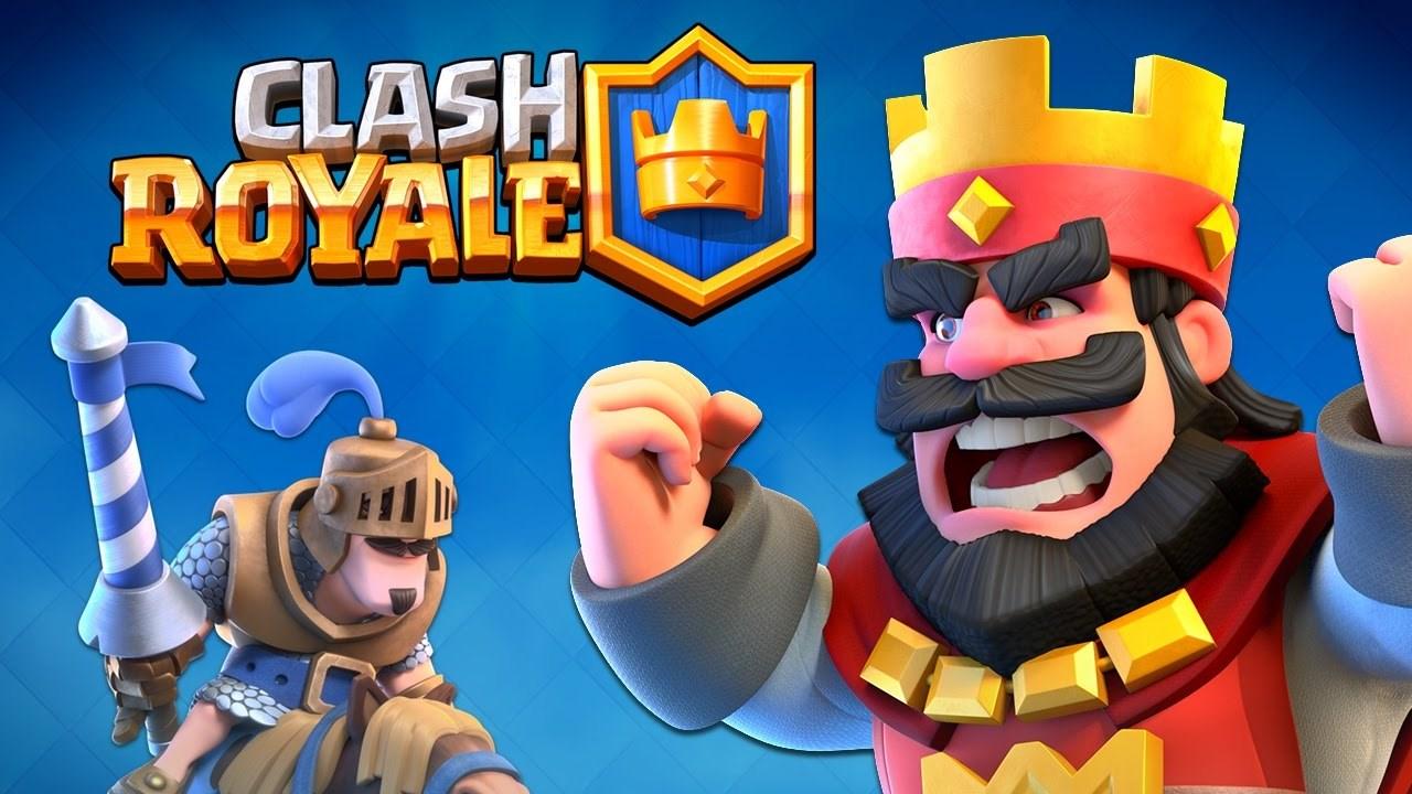 Clash Royale , HD Wallpaper & Backgrounds