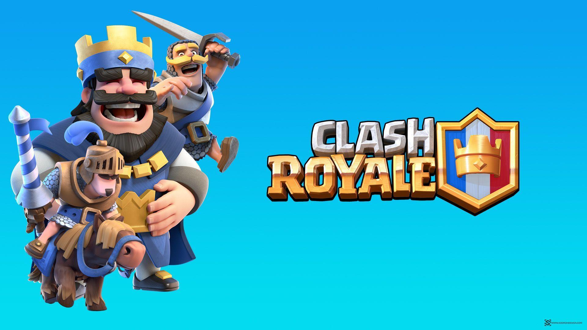 Clash Royale Wallpaper Pc - Clash Royale , HD Wallpaper & Backgrounds
