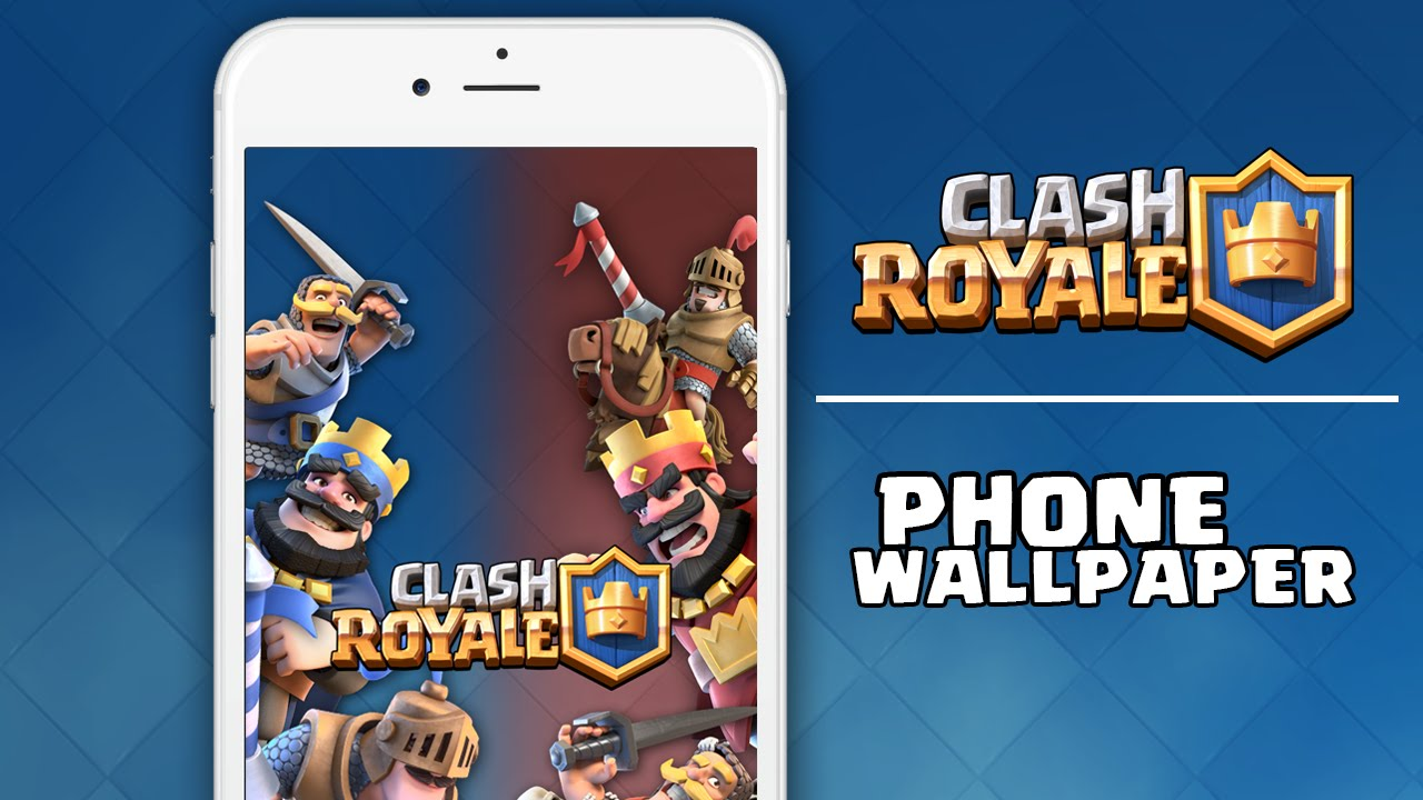 Clash Royale Hd Wallpaper For Phone Users - Clash Royale Hd Iphone , HD Wallpaper & Backgrounds