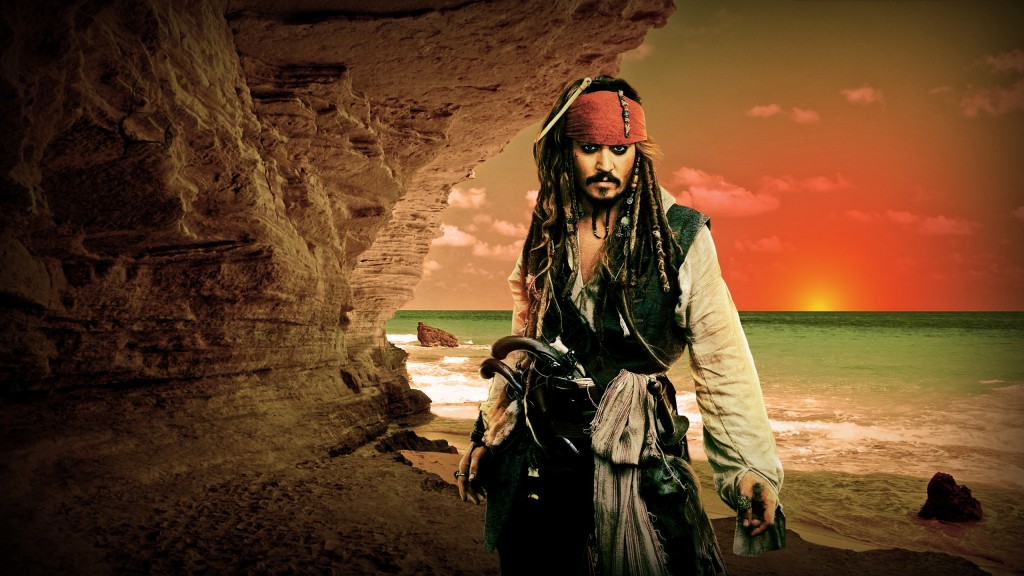 4k Pirates Of The Caribbean Wallpapers Hd - Jack Sparrow Image Hd , HD Wallpaper & Backgrounds