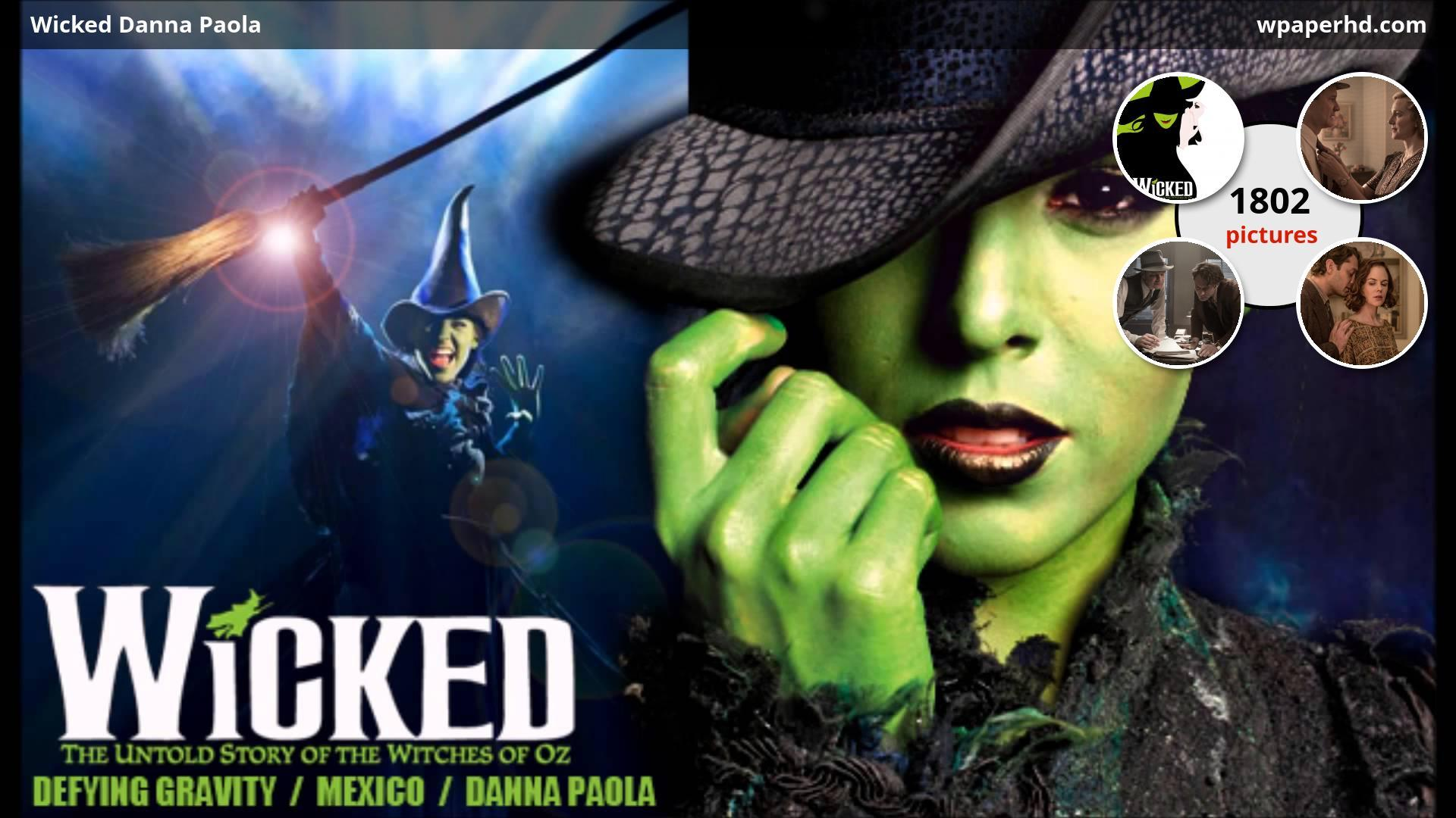 Wicked Danna Paola Wallpaper 2018 In Movies - Wicked Danna Paola , HD Wallpaper & Backgrounds